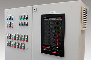 myNORIS switchgear cabinet 2019