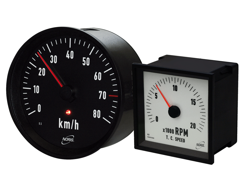 Analogue indicator NIR3 / NIQ3
