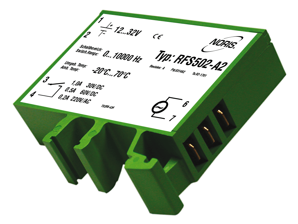 Limit value switch RFS5 / RFJ5 / RFG5
