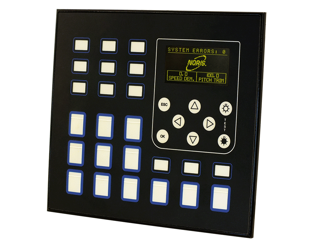 Control panel NORISYS4 MP-12L12B