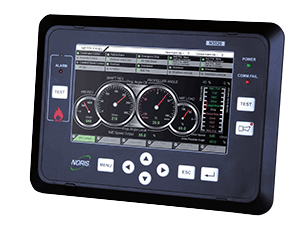 NORIMOS 3500 ­Monitoring and Control