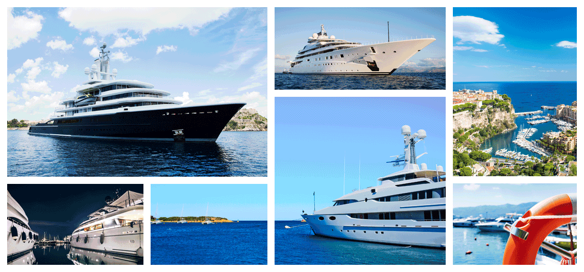 Yacht image photos