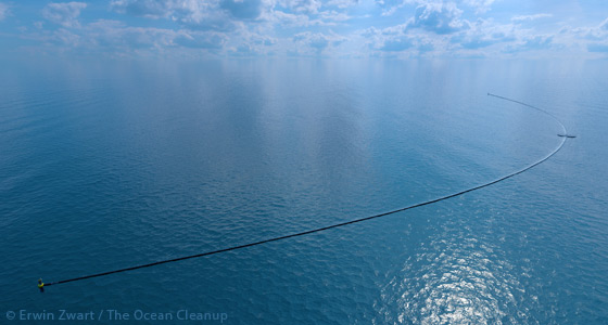NORIS and GRAW donate to The Ocean Cleanup