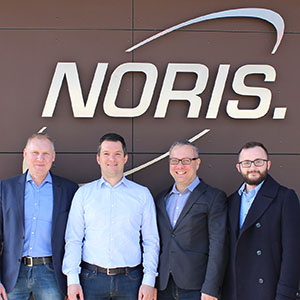 Bibus Menos and NORIS strengthen their strategic partnership