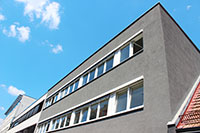 New building at the headquarters in Nuremberg established