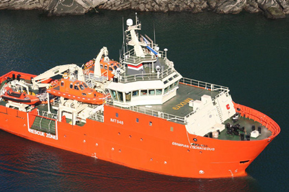 NORINET pilot project with North Star Shipping Ltd.