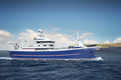 "High-performance NORIMOS 4 on new vessel ""Adenia"""
