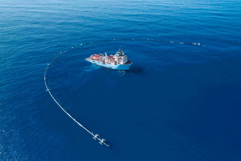 NORIS Group donates to The Ocean Cleanup again
