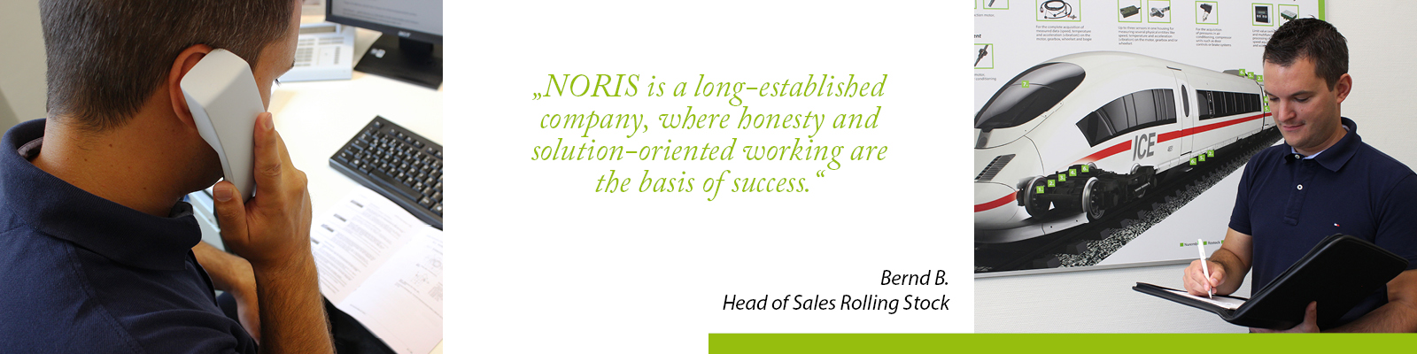 Your Career at NORIS